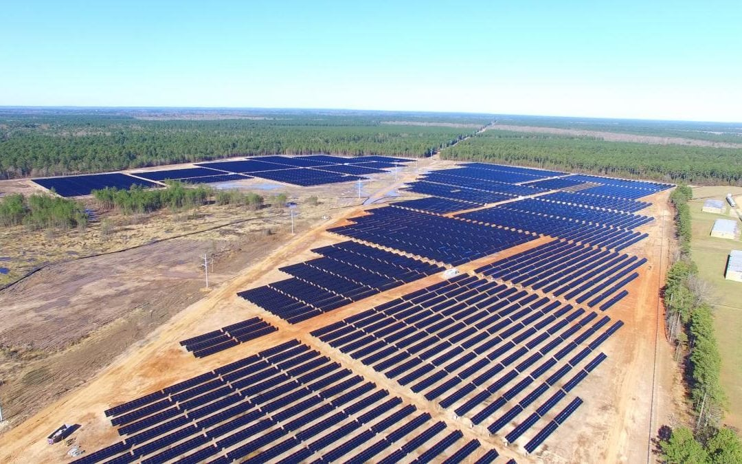 Aerojet Solar Farm Partnership Benefits Arkansas' Electric Cooperatives